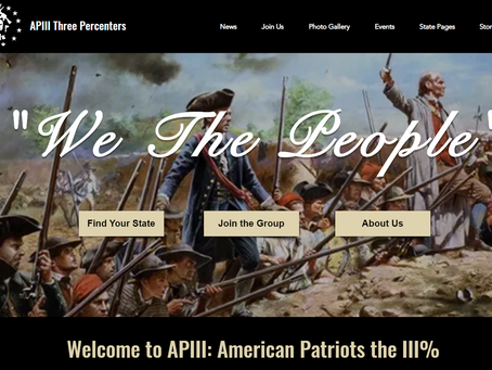 """We The People"" have a new website!"