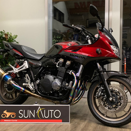 CB1300 SUPER BOL D'OR E Package Special Edition中古車入荷しました