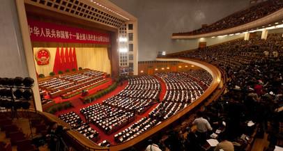 Assembleia Popular Nacional, a base do sistema político chinês