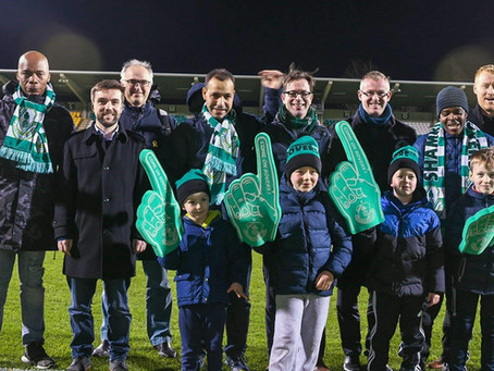 OSK & Shamrock Rovers supporting those in direct provision
