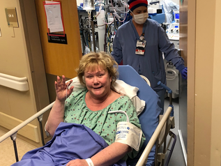 Send Patty Get Well wishes!