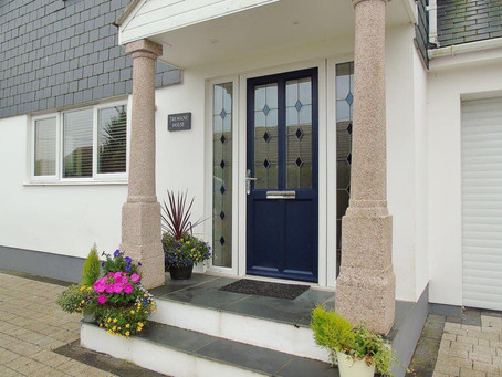 Trewane House, Carbis Bay. Availability for the St. Ives September festival and new year.