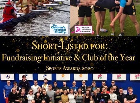 Sports Awards 2020 - Short-List