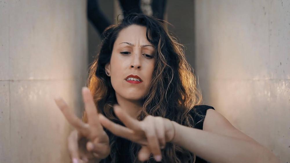 ענבל לוי, מתורגמנית שפת סימנים