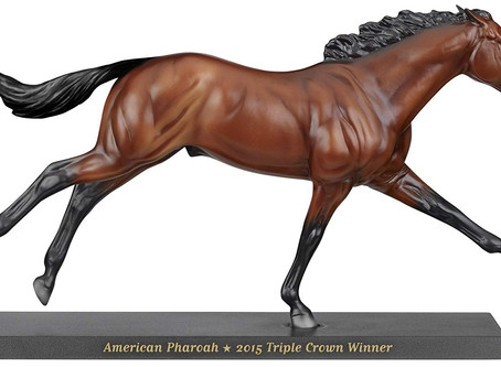 Ten Horse Racing Breyer Models That Make The Perfect Gift