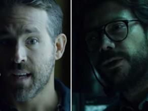 Cruce de Ryan Reynolds y El Profesor