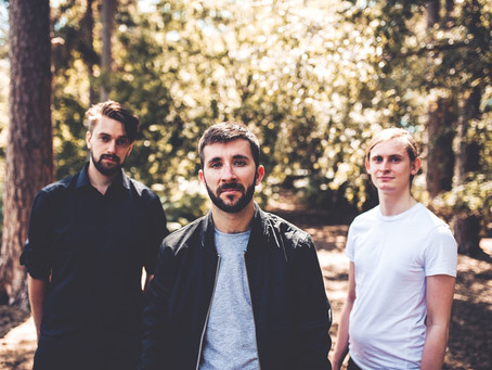 InAir release brand new EP 'A Different Light'