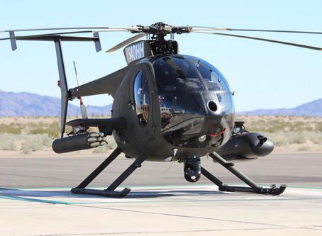 กองทัพบกไทย ยกเลิกการจัดหาเฮลิคอปเตอร์ลาดตระเวน MD Helicopters เพื่อจัดหาแบบ FMS แทน