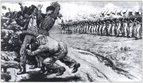 Remember Goliad - And the Treatment of American Prisoners