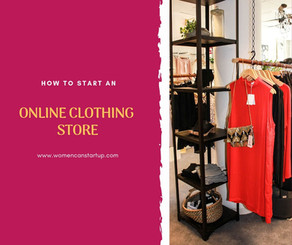 5 Steps To Start Your Own Online Clothing Business