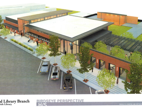 Kentwood Library Update