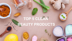 The Top 5 Clean Beauty Products We're Most Excited About In 2020