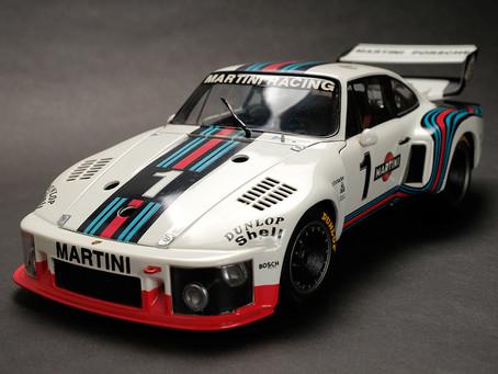エグゾト 1/18 ポルシェ 935 Turbo No.1 Martini ミニカー高価買取中!