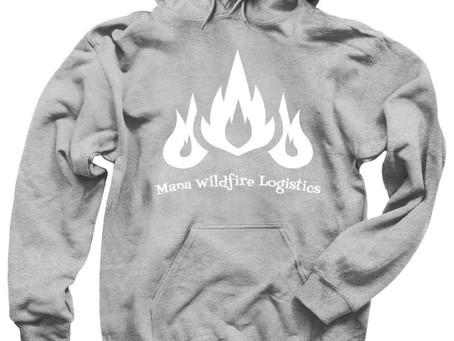 Mana Wildfire Merchandise!