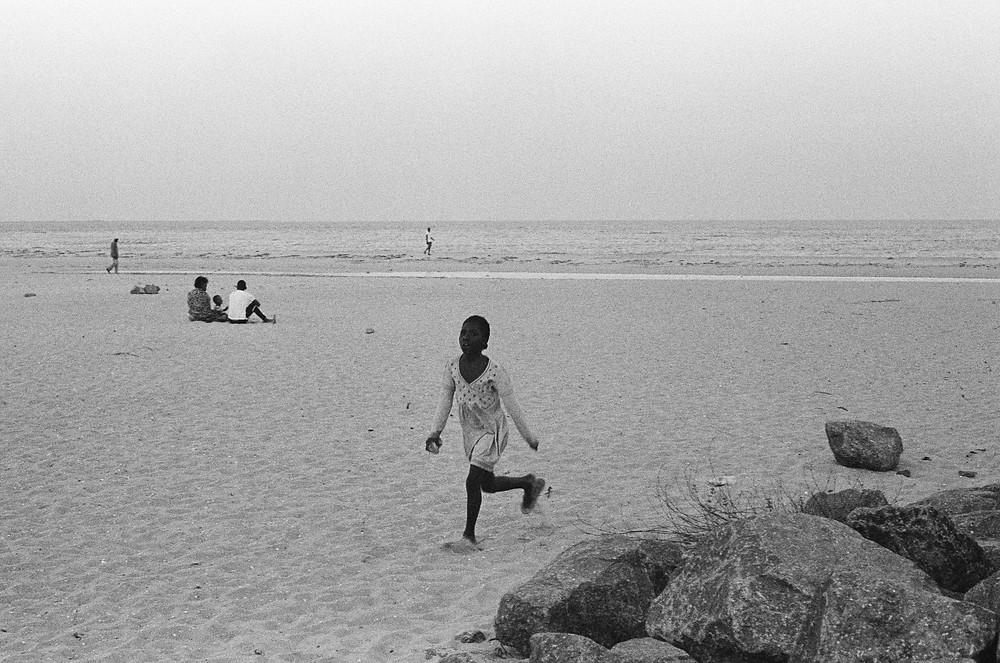 Menina em Maputo Moçambique