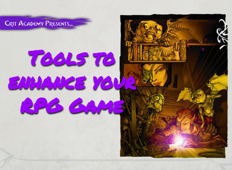 Tools to Enhance your D&D Games
