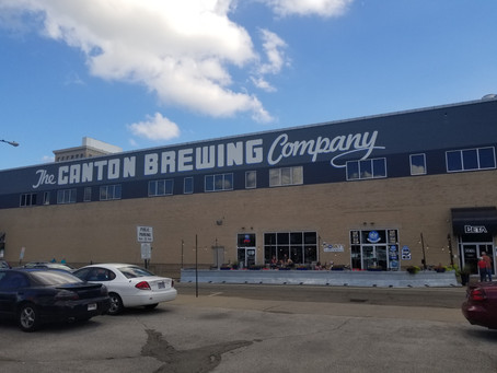 Canton Brewing Company Is Pumping Life (and beer) Into Downtown Canton