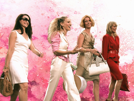 LIFE LESSONS WE CAN LARN FROM SATC'S SAMANTHA JONES.