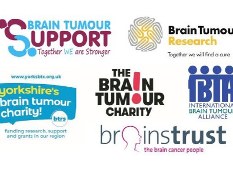 UK brain tumour charities make joint statement regarding coronavirus