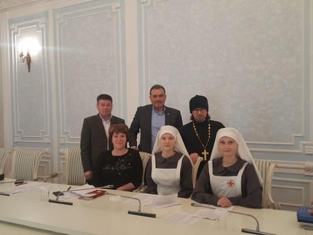 На совещании в Министерстве обороны России оценили перспективы создания института сестёр милосердия