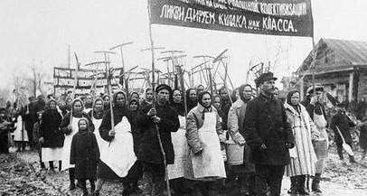 O Holodomor foi tão terrível quanto o Holocausto?