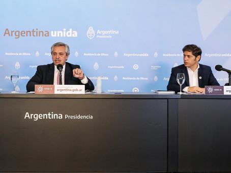 Alberto Fernández anuncia el Programa de Fortalecimiento de Seguridad para el AMBA
