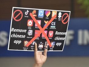 India's digital strike on China