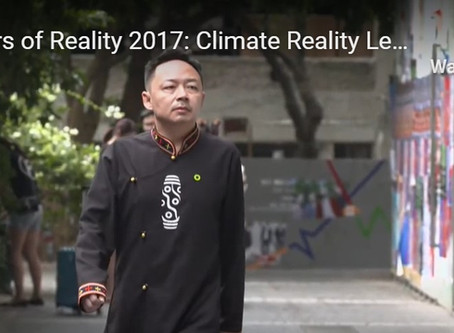 Chinese minorities and climate change