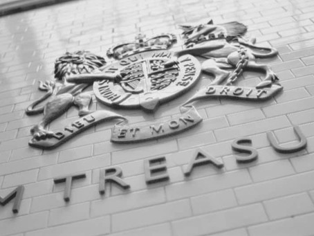 HM Treasury Issues Consultations