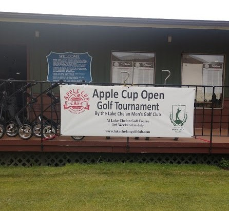 Apple Cup Open - LAST CALL!