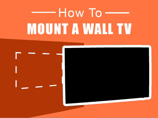 Tips for Mounting a TV