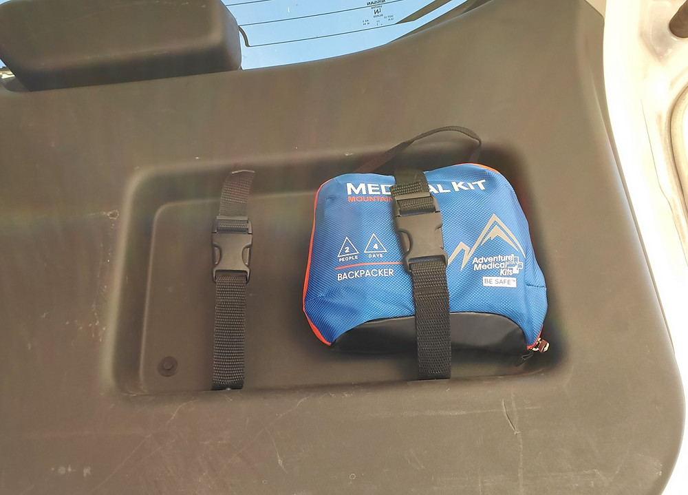 adventure medical kits nissan pathfinder