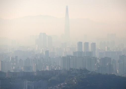 대한민국은 미세먼지 때문에 더 아프다! Ⅰ