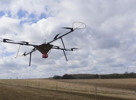 Unsere Agroflighter als moderne Technik der Landwirtschaft