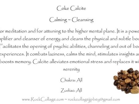 Coke Calcite