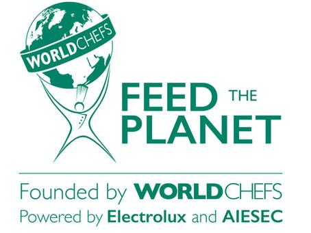 Feed the Planet - proiect WorldChefs în România 2019