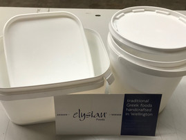 Empty plastic containers available free to Not for Profits