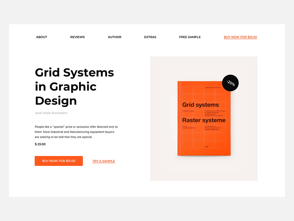 UI Grid Systems Book Special Offer
