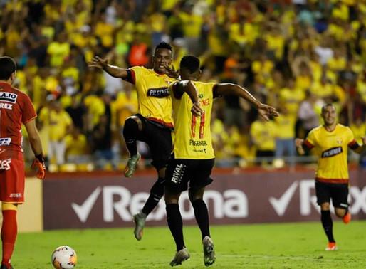 Barcelona SC y un duelo por la permanencia en la Libertadores