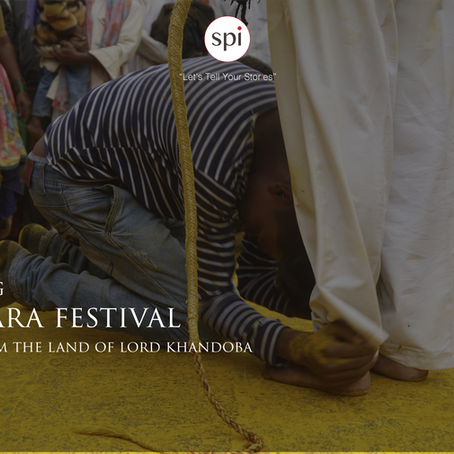 Bhandara Festival | Stories from the land of Jejuri