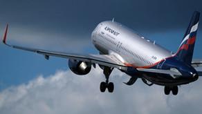 Российские авиакомпании остановили полеты в Прагу
