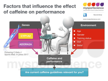 Is caffeine responsiveness in your genes?