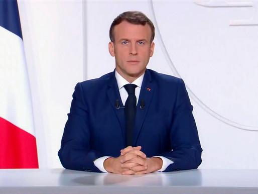Déconfinement : 3 nouvelles dates à retenir du discours d' Emmanuel Macron.