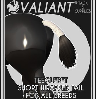 VALIANT - Short Wrapped Tail