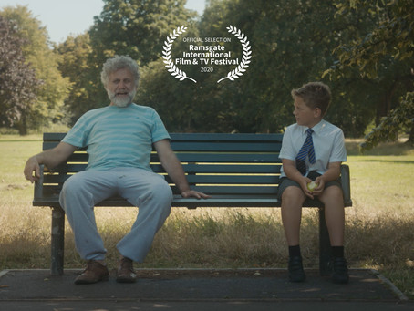 Official Selection at Ramsgate International Film Festival!