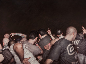 Dan Witz's Work is Incredible On and Off of the Canvas
