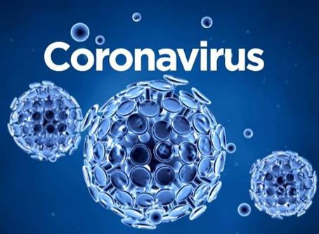 Coronavirus Alert Info - UPDATE