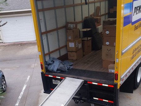 Rental Truck Loading in San Antonio: 2 Movers 2 Hours $140