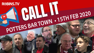 Call It - Potters Bar Town