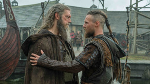 Vikings Season 6, Vol 1 - out now on Blu-Ray and DVD